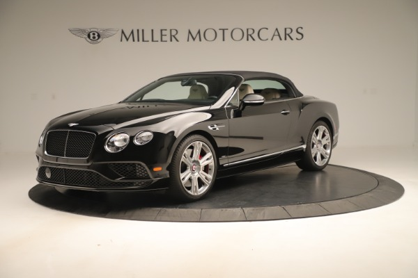 Used 2016 Bentley Continental GTC V8 S for sale $142,900 at Alfa Romeo of Greenwich in Greenwich CT 06830 13