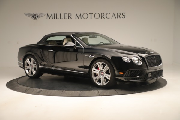 Used 2016 Bentley Continental GTC V8 S for sale $142,900 at Alfa Romeo of Greenwich in Greenwich CT 06830 19
