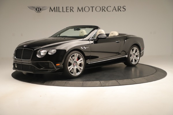 Used 2016 Bentley Continental GTC V8 S for sale $142,900 at Alfa Romeo of Greenwich in Greenwich CT 06830 2
