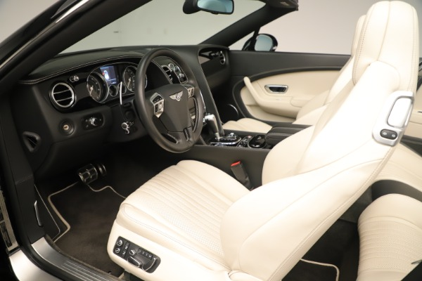 Used 2016 Bentley Continental GTC V8 S for sale $142,900 at Alfa Romeo of Greenwich in Greenwich CT 06830 22