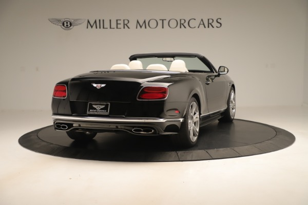 Used 2016 Bentley Continental GTC V8 S for sale $142,900 at Alfa Romeo of Greenwich in Greenwich CT 06830 7
