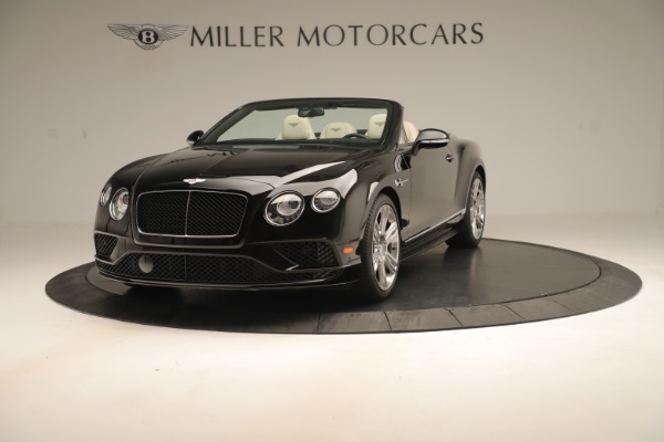 Used 2016 Bentley Continental GTC V8 S for sale $142,900 at Alfa Romeo of Greenwich in Greenwich CT 06830 1