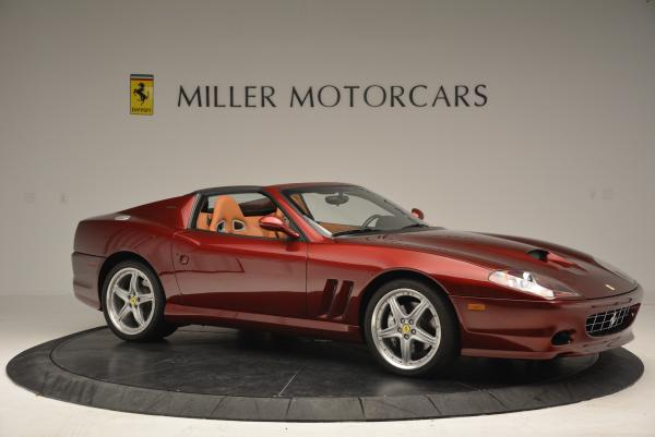 Used 2005 Ferrari Superamerica for sale Sold at Alfa Romeo of Greenwich in Greenwich CT 06830 10