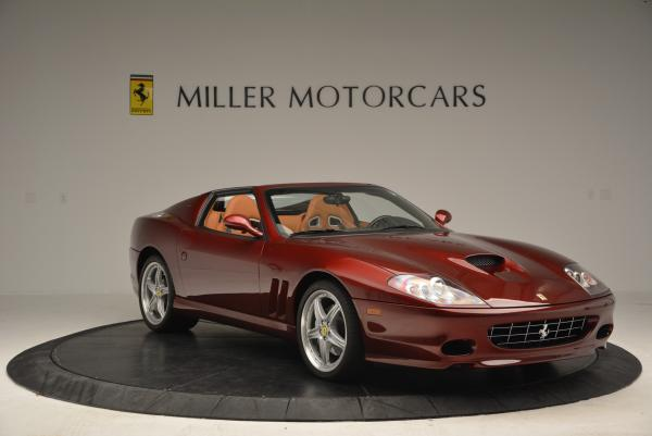 Used 2005 Ferrari Superamerica for sale Sold at Alfa Romeo of Greenwich in Greenwich CT 06830 11