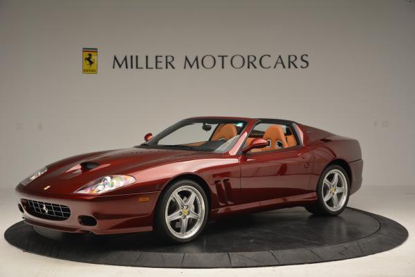Used 2005 Ferrari Superamerica for sale Sold at Alfa Romeo of Greenwich in Greenwich CT 06830 2