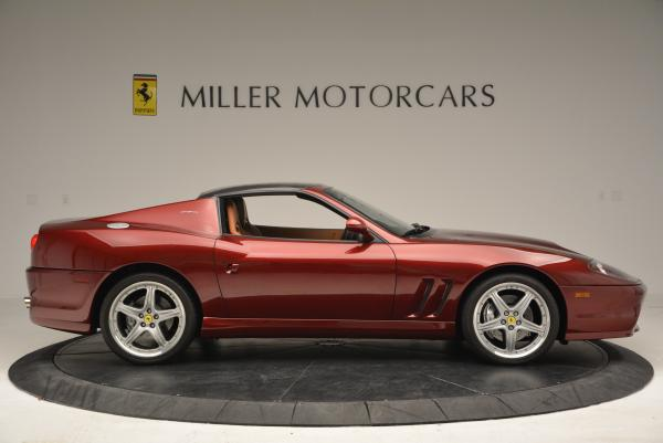 Used 2005 Ferrari Superamerica for sale Sold at Alfa Romeo of Greenwich in Greenwich CT 06830 21