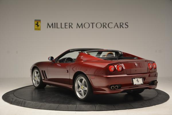 Used 2005 Ferrari Superamerica for sale Sold at Alfa Romeo of Greenwich in Greenwich CT 06830 5