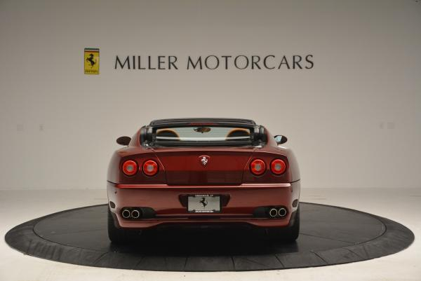 Used 2005 Ferrari Superamerica for sale Sold at Alfa Romeo of Greenwich in Greenwich CT 06830 6