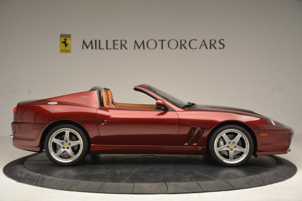 Used 2005 Ferrari Superamerica for sale Sold at Alfa Romeo of Greenwich in Greenwich CT 06830 9