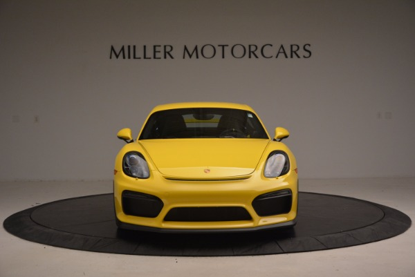 Used 2016 Porsche Cayman GT4 for sale Sold at Alfa Romeo of Greenwich in Greenwich CT 06830 12