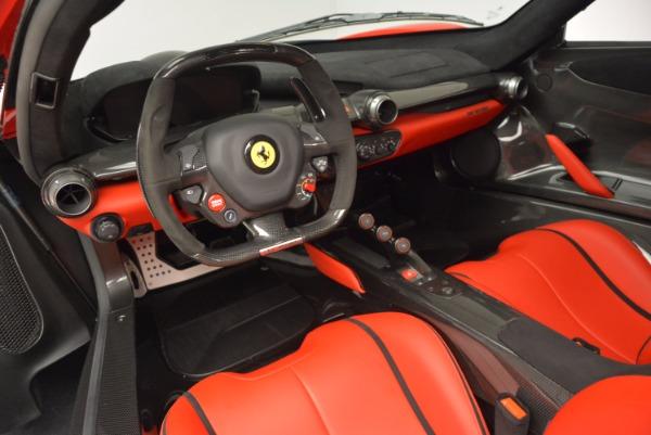 Used 2015 Ferrari LaFerrari for sale Sold at Alfa Romeo of Greenwich in Greenwich CT 06830 13