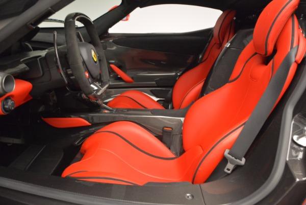 Used 2015 Ferrari LaFerrari for sale Sold at Alfa Romeo of Greenwich in Greenwich CT 06830 14