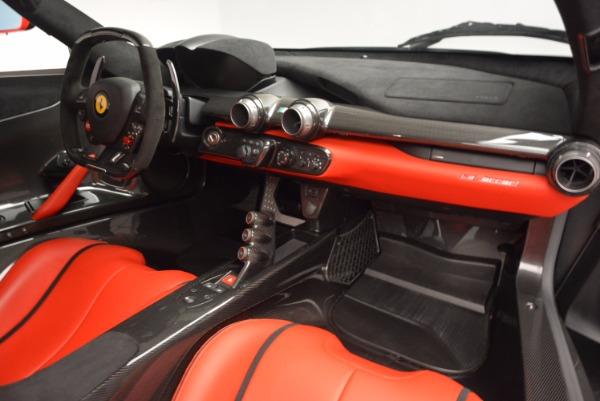 Used 2015 Ferrari LaFerrari for sale Sold at Alfa Romeo of Greenwich in Greenwich CT 06830 16
