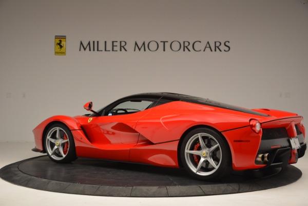 Used 2015 Ferrari LaFerrari for sale Sold at Alfa Romeo of Greenwich in Greenwich CT 06830 4