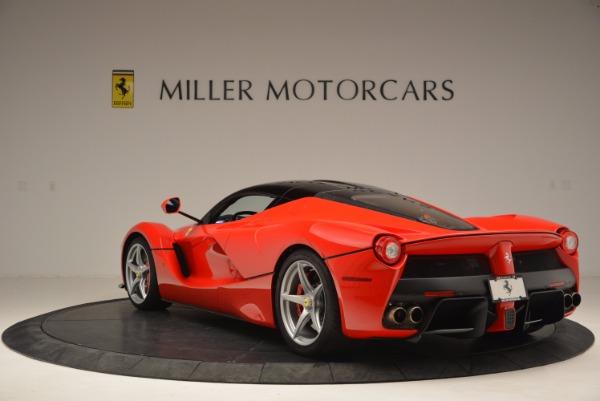 Used 2015 Ferrari LaFerrari for sale Sold at Alfa Romeo of Greenwich in Greenwich CT 06830 5