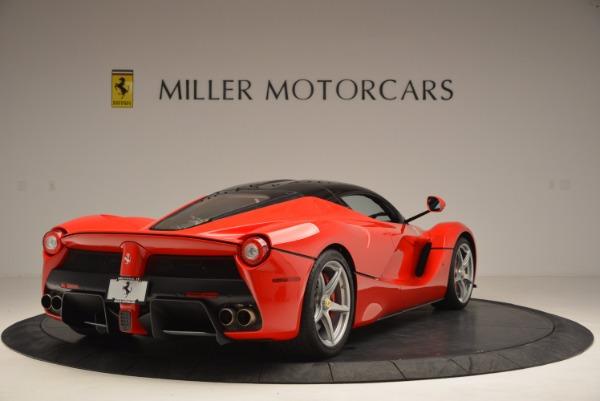 Used 2015 Ferrari LaFerrari for sale Sold at Alfa Romeo of Greenwich in Greenwich CT 06830 7