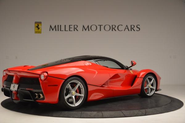 Used 2015 Ferrari LaFerrari for sale Sold at Alfa Romeo of Greenwich in Greenwich CT 06830 8