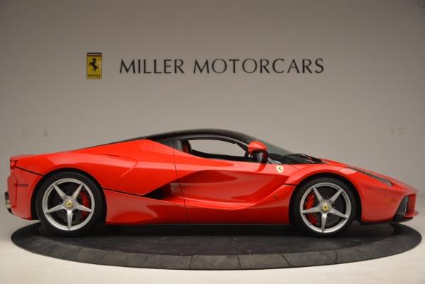 Used 2015 Ferrari LaFerrari for sale Sold at Alfa Romeo of Greenwich in Greenwich CT 06830 9
