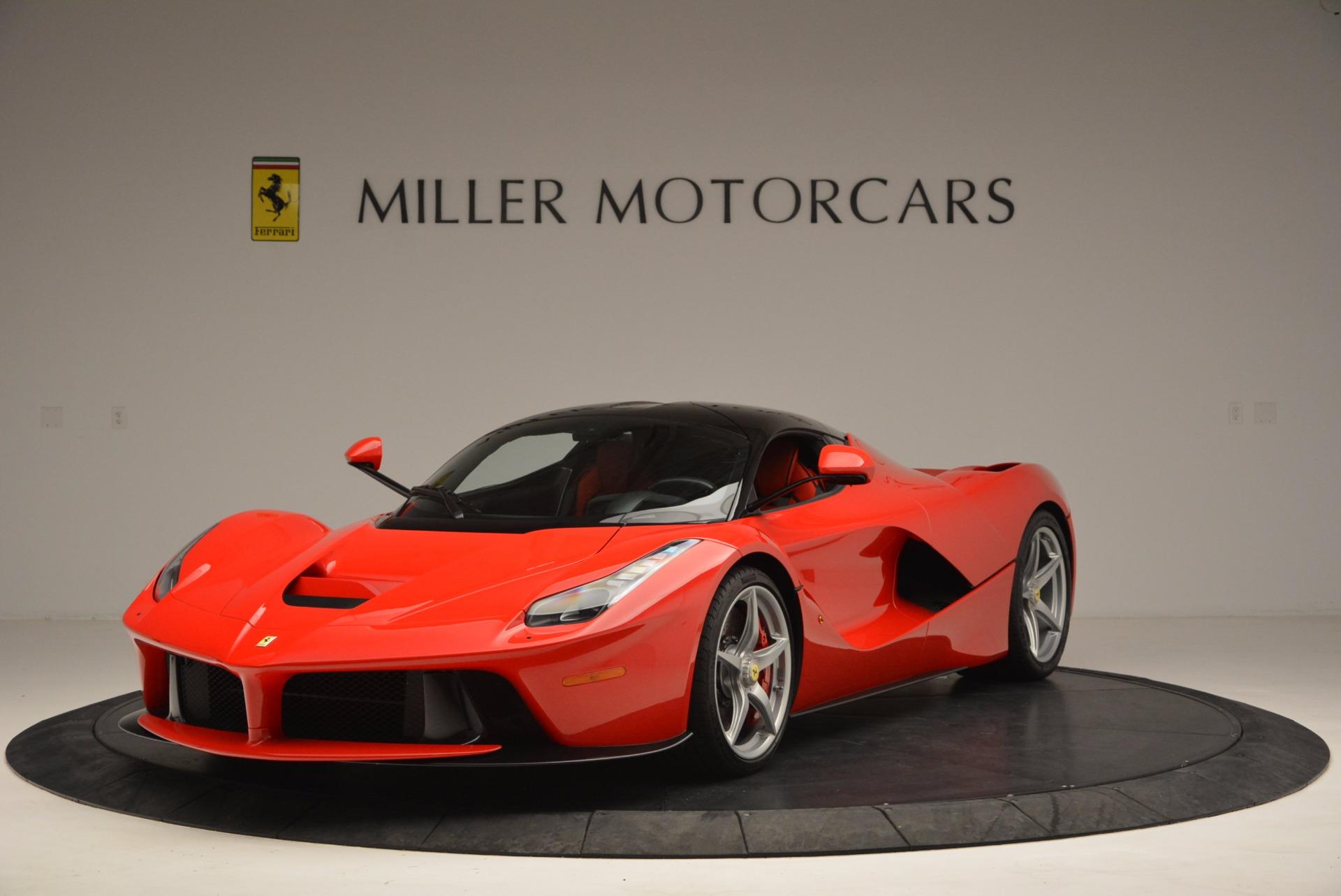 Used 2015 Ferrari LaFerrari for sale Sold at Alfa Romeo of Greenwich in Greenwich CT 06830 1
