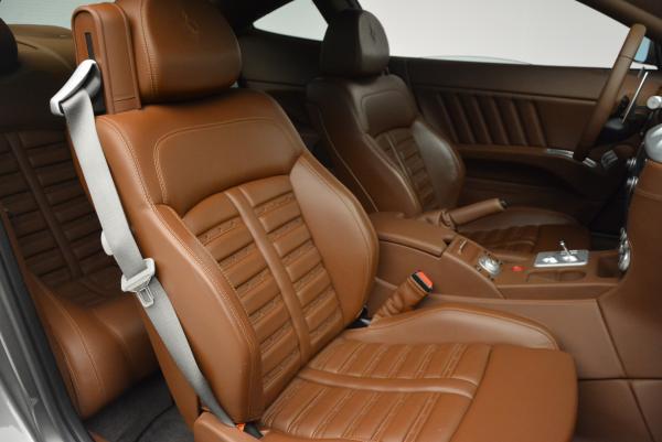 Used 2009 Ferrari 612 Scaglietti OTO for sale Sold at Alfa Romeo of Greenwich in Greenwich CT 06830 20