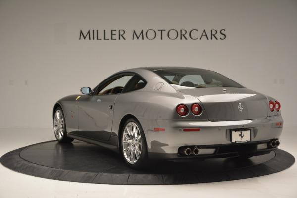 Used 2009 Ferrari 612 Scaglietti OTO for sale Sold at Alfa Romeo of Greenwich in Greenwich CT 06830 5