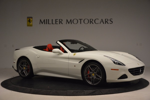 Used 2017 Ferrari California T for sale Sold at Alfa Romeo of Greenwich in Greenwich CT 06830 10