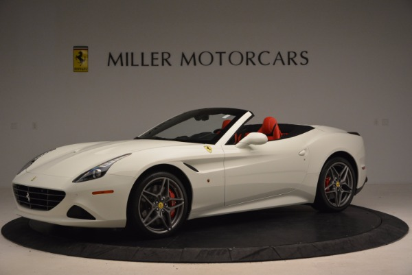 Used 2017 Ferrari California T for sale Sold at Alfa Romeo of Greenwich in Greenwich CT 06830 2