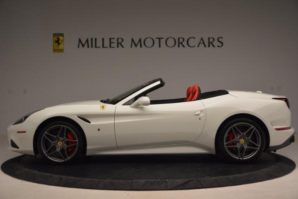 Used 2017 Ferrari California T for sale Sold at Alfa Romeo of Greenwich in Greenwich CT 06830 3