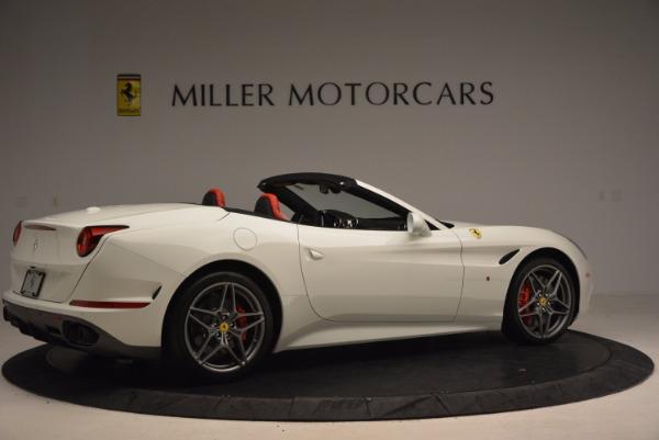 Used 2017 Ferrari California T for sale Sold at Alfa Romeo of Greenwich in Greenwich CT 06830 8
