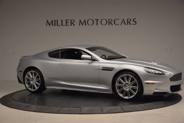 Used 2009 Aston Martin DBS for sale Sold at Alfa Romeo of Greenwich in Greenwich CT 06830 10