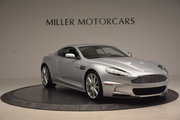 Used 2009 Aston Martin DBS for sale Sold at Alfa Romeo of Greenwich in Greenwich CT 06830 11