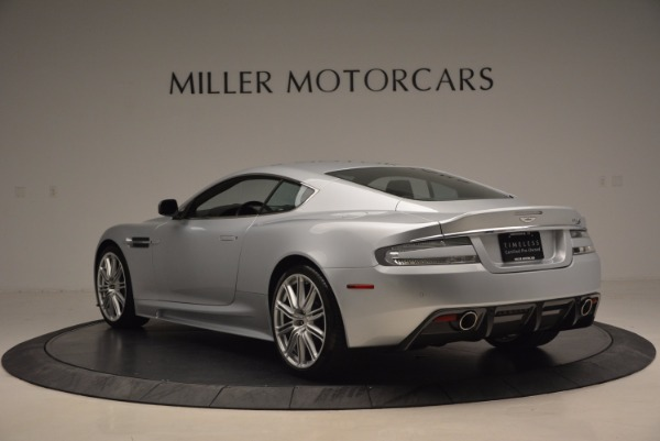 Used 2009 Aston Martin DBS for sale Sold at Alfa Romeo of Greenwich in Greenwich CT 06830 5