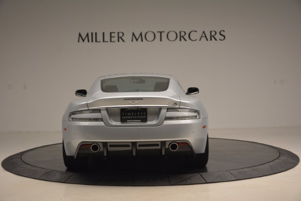 Used 2009 Aston Martin DBS for sale Sold at Alfa Romeo of Greenwich in Greenwich CT 06830 6