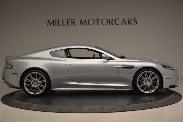 Used 2009 Aston Martin DBS for sale Sold at Alfa Romeo of Greenwich in Greenwich CT 06830 9
