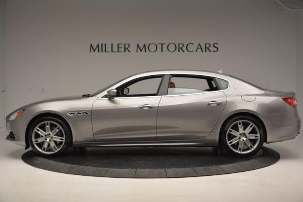 New 2017 Maserati Quattroporte S Q4 GranLusso for sale Sold at Alfa Romeo of Greenwich in Greenwich CT 06830 3