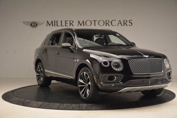 New 2018 Bentley Bentayga Signature for sale Sold at Alfa Romeo of Greenwich in Greenwich CT 06830 11