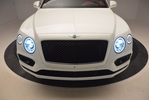New 2018 Bentley Bentayga Onyx for sale Sold at Alfa Romeo of Greenwich in Greenwich CT 06830 15