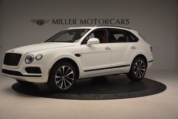 New 2018 Bentley Bentayga Onyx for sale Sold at Alfa Romeo of Greenwich in Greenwich CT 06830 2