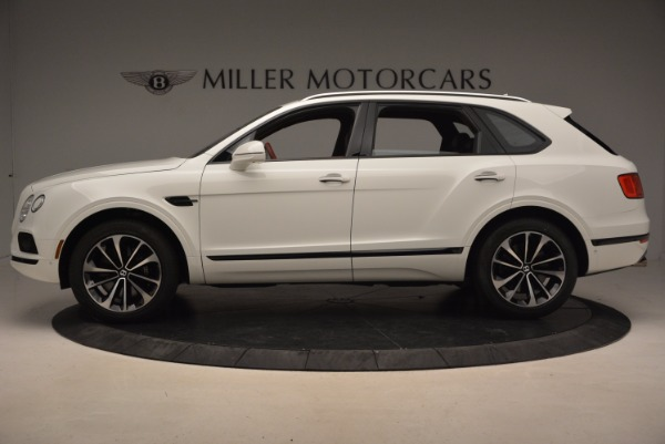 New 2018 Bentley Bentayga Onyx for sale Sold at Alfa Romeo of Greenwich in Greenwich CT 06830 3