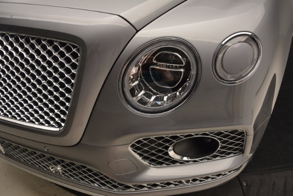 New 2018 Bentley Bentayga for sale Sold at Alfa Romeo of Greenwich in Greenwich CT 06830 15