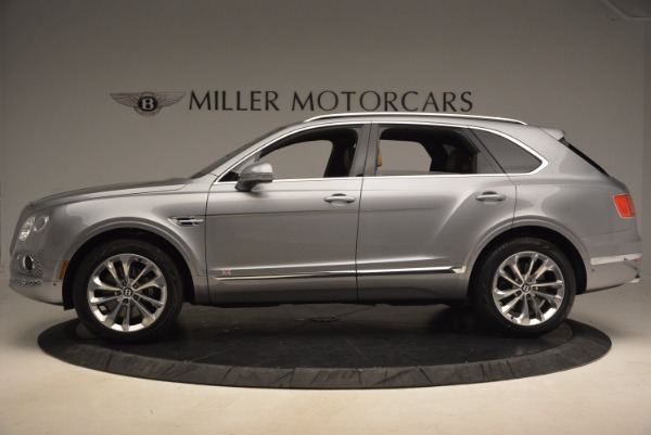New 2018 Bentley Bentayga for sale Sold at Alfa Romeo of Greenwich in Greenwich CT 06830 3