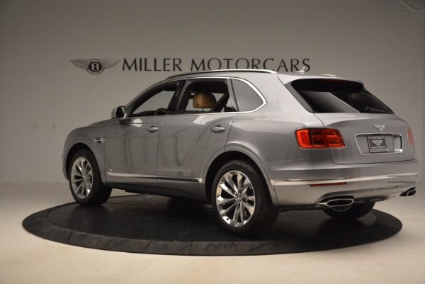 New 2018 Bentley Bentayga for sale Sold at Alfa Romeo of Greenwich in Greenwich CT 06830 4