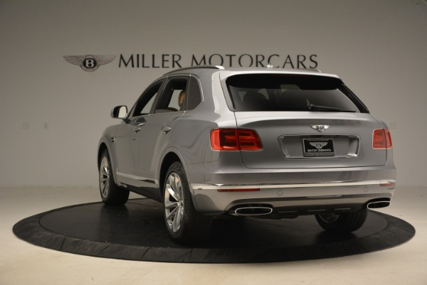 New 2018 Bentley Bentayga for sale Sold at Alfa Romeo of Greenwich in Greenwich CT 06830 5