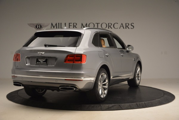 New 2018 Bentley Bentayga for sale Sold at Alfa Romeo of Greenwich in Greenwich CT 06830 7