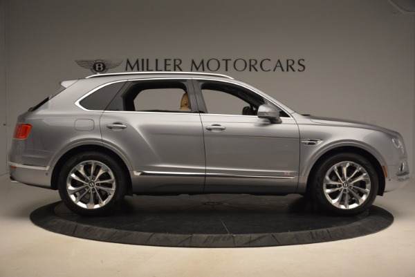 New 2018 Bentley Bentayga for sale Sold at Alfa Romeo of Greenwich in Greenwich CT 06830 9