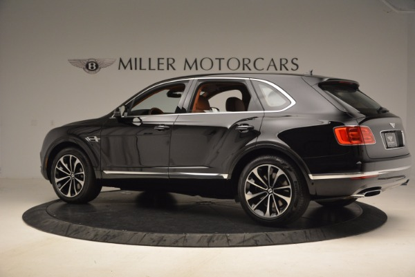 Used 2018 Bentley Bentayga Onyx Edition for sale Call for price at Alfa Romeo of Greenwich in Greenwich CT 06830 4
