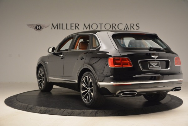 Used 2018 Bentley Bentayga Onyx Edition for sale Call for price at Alfa Romeo of Greenwich in Greenwich CT 06830 5