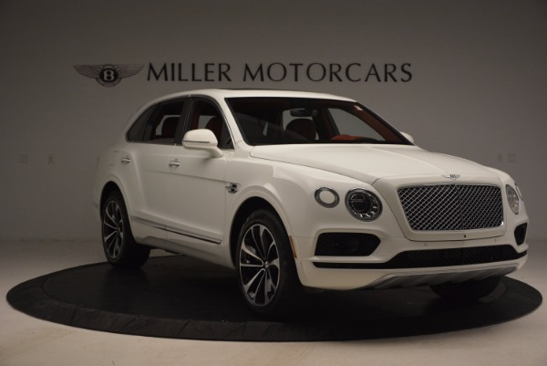 New 2018 Bentley Bentayga Onyx Edition for sale Sold at Alfa Romeo of Greenwich in Greenwich CT 06830 11