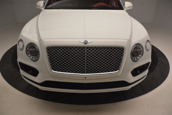 New 2018 Bentley Bentayga Onyx Edition for sale Sold at Alfa Romeo of Greenwich in Greenwich CT 06830 13