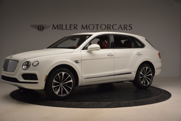 New 2018 Bentley Bentayga Onyx Edition for sale Sold at Alfa Romeo of Greenwich in Greenwich CT 06830 2